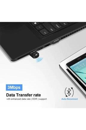 Alfa Kablosuz Usb Bluetooth 5.0 Adaptör Bilgisayar Bluetooth Dongle Alıcı Verici 3