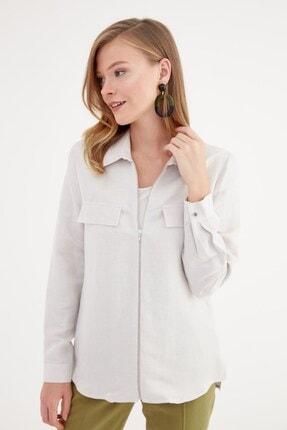 Journey Kadın Bej Ceket 3