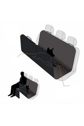 Ankaflex Araç Koltuk Koruma Kılıfı Oto Kedi Köpek Örtüsü Sıvı Su Geçirmez Şilte 4