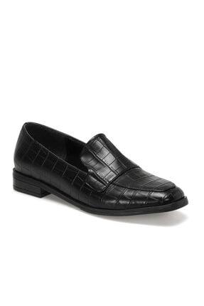 Butigo HARA KROKO Kadın Loafer Ayakkabı 100666797 0