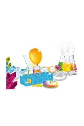 Lisciani Kimya Ve Fizik Eğitici Bilim Deney Seti 1