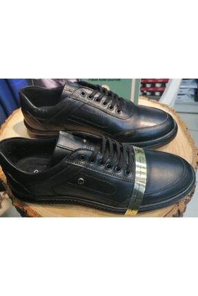 Pierre Cardin Erkek Siyah Ayakkabı 0