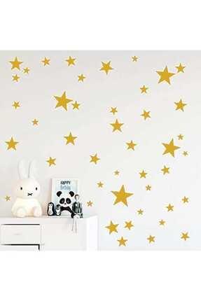 BugyBagy Yıldız Duvar Sticker 3-4-5cm 100 adet 0