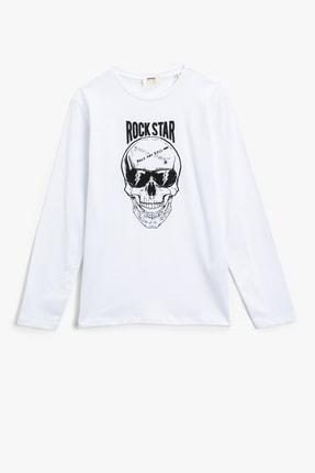 تصویر از Beyaz Erkek Çocuk T-Shirt