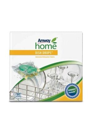 Amway Home Bulaşık Makinesi Için Tablet Deterjan Dısh Drops 0