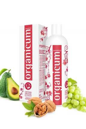 Organicum Boyalı Yıpranmış Saç Şampuanı 350 Ml 0