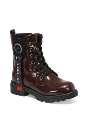 SEVENTEEN FASH Bordo Kız Çocuk Ayakkabı 100570524 0