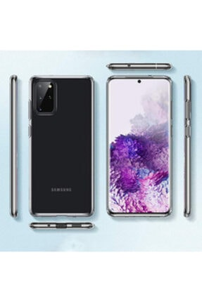 Zore Samsung Galaxy S20 Fe Kılıf Süper Silikon 3