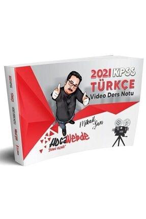 Hoca Webde Hocawebde Yayınları 2021 Kpss Türkçe Video Ders Notu 0