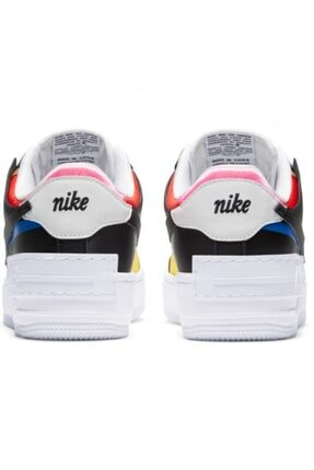 Nike Kadın Siyah  Wmns Af1 Shadow Spor Ayakkabı 2