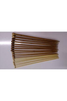 Nazarone Bambu Örgü Şişi 4.5mm 0