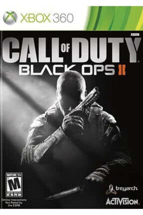 Activision Call Of Duty Black Ops 2 Xbox 360 0