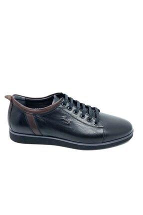 Fosco Erkek Siyah Günlük Ayakkabı 1