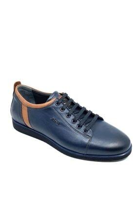 Fosco Erkek Lacivert Günlük Ayakkabı 0