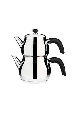 Karaca Layla Black Çaydanlık Takımı 1