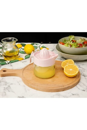 Madame Coco Holly Limon Sıkacağı - Soft Pudra 0
