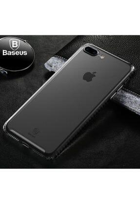 BASEUS ORJİNAL Iphone 7 Plus - 8 Plus Kılıf Orijinal Baseus Ultra Kenar Korumalı Soft Ultra Defance Silikon Kapak 0