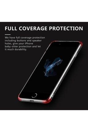 BASEUS ORJİNAL Iphone 7 Plus - 8 Plus Kılıf Orijinal Baseus Ultra Kenar Korumalı Soft Ultra Defance Silikon Kapak 1