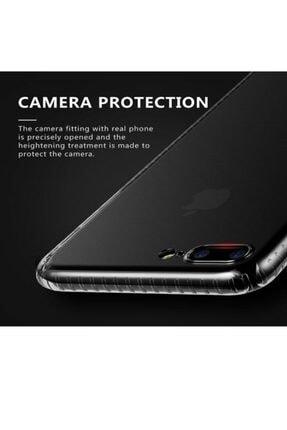 BASEUS ORJİNAL Iphone 7 Plus - 8 Plus Kılıf Orijinal Baseus Ultra Kenar Korumalı Soft Ultra Defance Silikon Kapak 3