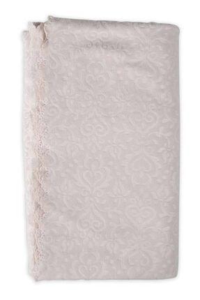 Simisso Bej Polar Koltuk Örtüsü 170x210 cm 1