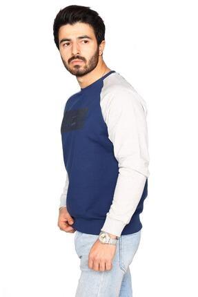 BESSA Sweatshirt 2 Iplik Reglan Kol Modeli Enjeksiyon Baskı 2