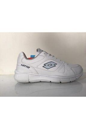 Unisex Beyaz Spor Ayakkabı 00037