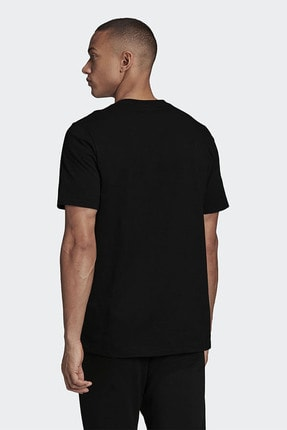 adidas Erkek Siyah Günlük Giyim T-shirt Mh Bos Tee Gc7346 2