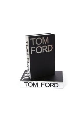Tom Ford Dekoratif Kitap Kutusu, Dekor Kitap Kutu MGCH904407