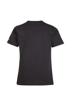 Nike Erkek Çocuk Siyah Spor T-Shirt 956918-023 1