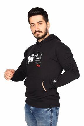 Bessa Sport Kapüşonlu Kanguru Cepli Sweatshirt Muhammed Ali Modeli 1