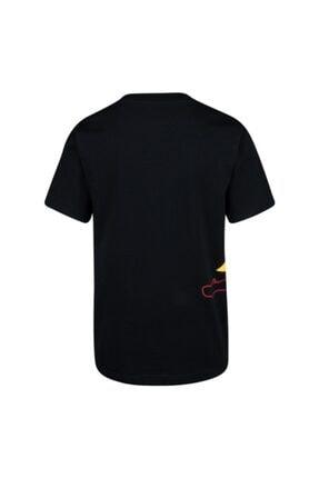 Nike Erkek Çocuk Siyah Jordan Jumbo Geo Tişört 95a064-023 1