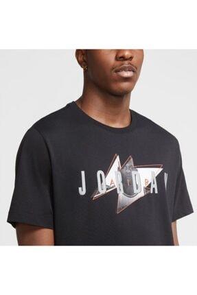 Nike Erkek Siyah Tişört M J Aır Jordan Grfx Tee Cq9824-010 1