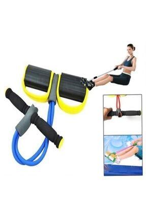 CMT Body Trimmer Mekik Çekme Aleti Evde Spor Lastikli Egzersiz Lastiği 1
