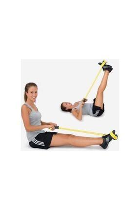 CMT Body Trimmer Mekik Çekme Aleti Evde Spor Lastikli Egzersiz Lastiği 2