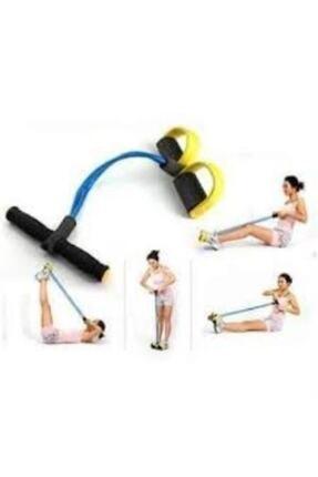 CMT Body Trimmer Mekik Çekme Aleti Evde Spor Lastikli Egzersiz Lastiği 3