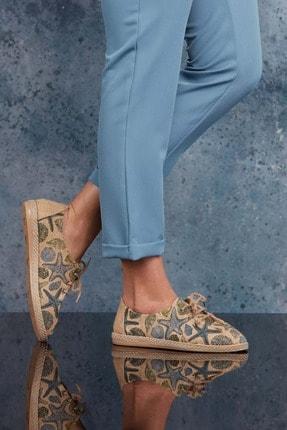 Dark Seer Kadın Mavi Günlük Ayakkabı 0