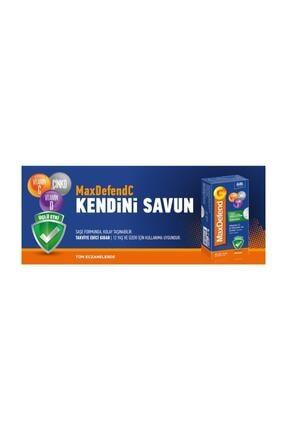 EDİS PHARMA Maxdefend C Vitamin C, Vitamin D Ve Çinko 30 Saşe 1