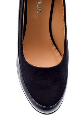 Derimod Kadın Siyah Ayakkabı 4