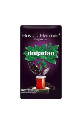 Doğadan Büyülü Harman Dökme Siyah Çay 900 gr 3