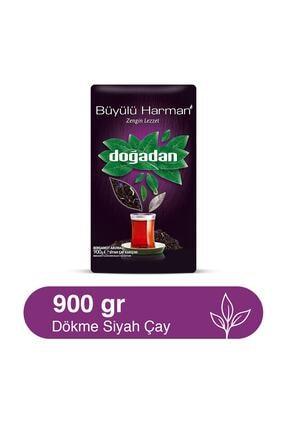 Doğadan Büyülü Harman Dökme Siyah Çay 900 gr 4