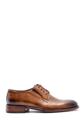 Derimod Erkek Taba Deri Klasik Ayakkabı 0