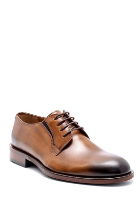 Derimod Erkek Taba Deri Klasik Ayakkabı 1