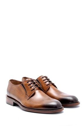 Derimod Erkek Taba Deri Klasik Ayakkabı 3