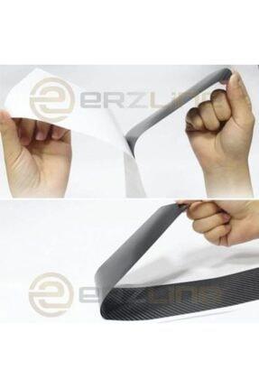 Adel Chevrolet Cruze Karbon Kapı Eşiği Oto Sticker 4 Adet 2