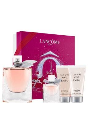 Lancome La Vie Est Belle Edp 100 ml Kadın Parfüm Seti  3614273257442 1