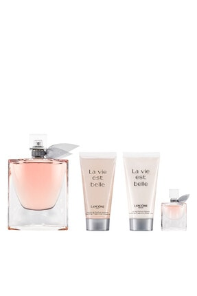 Lancome La Vie Est Belle Edp 100 ml Kadın Parfüm Seti  3614273257442 2