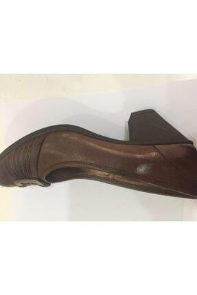 Ceyo 12156-5 Kahve Bayan Anatomik Ayakkabı 2
