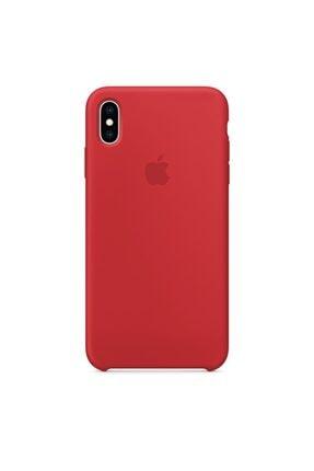 Lopard Apple iPhone XS Max Silikon Kılıf Kauçuk Lansman Arka Kapak Koruma 0