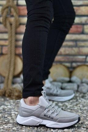 Riccon Erkek Gri Buz  Sneaker 0012072 3