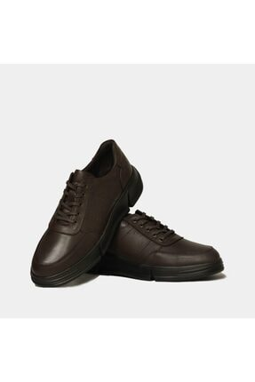 Picture of Erkek Kahverengi Hakiki Deri Günlük Ayakkabı